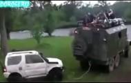 Халатность на дороге