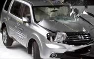 Иллюзия безопасности Honda Pilot