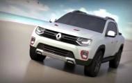 Пикап фирмы Renault