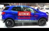 Полноприводный кроссовер Ford EcoSport