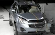 Полностью обновленный кроссовер Chevrolet Equinox