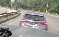 Спорное приключение на дороге