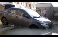 Автомобиль утопленник