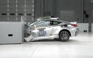 Качественное купе Lexus RC