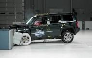 Мощный и стильный Jeep Patriot