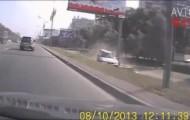 Недостаток навыков на дороге