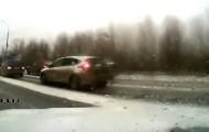 Опасные  моменты на  дорогах
