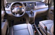 Абсолютно новый Chevrolet Express 2015