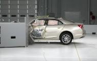 Агресивный автомобиль Chevrolet Malibu
