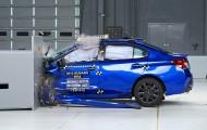 Краш-тест Subaru WRX