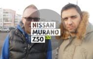 Nissan Murano-внедорожник класса «К1»