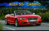 Полноприводной кабриолет AUDI S5 REDESIGN CABRIO