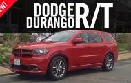 Представляем автомобиль Dodge Durango R/T