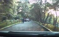 Самые неудачные дорожные происшествия