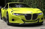 Шоу-кар BMW 3.0 CSL Hommage