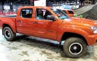 Средний  пикап Toyota Tacoma