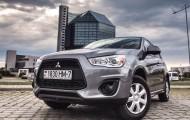 Тест-драйв и обзор Mitsubishi ASX