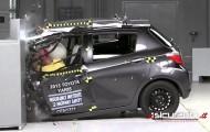 Toyota Yaris — хэтчбек класса B