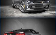 Встречайте! Обновленный и усовершенствованный Chevrolet Camaro!