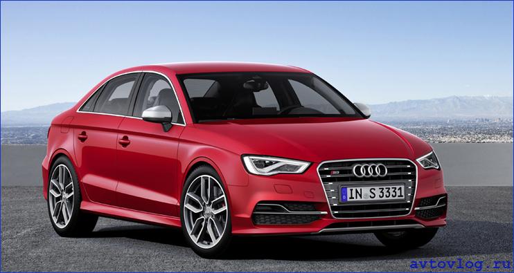 Audi А3-S3