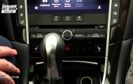 Гибридный седан Infiniti Q50 Hybrid