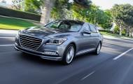 Концептуальная новинка Hyundai Genesis 2016