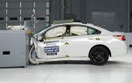 Тест седана Subaru Legacy