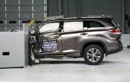 Тест внедорожника Toyota Highlander