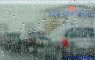 «Полгода плохая погода» или как справится с управлением автомобиля в дождь.