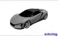 Acura: «засветившаяся» новинка