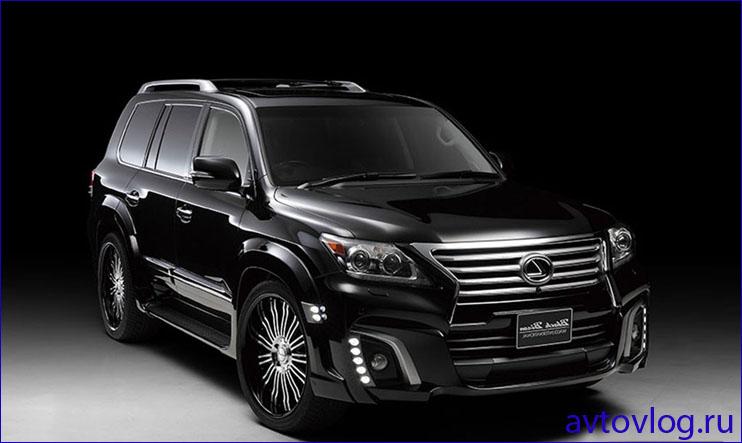 Lexus-LX-570-Front-Angle