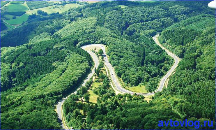 Nurburgring-karrussel