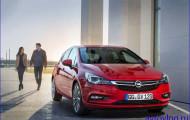 Осенняя Opel Astra уже «на подходе»
