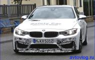Мощный BMW M4 GTS выйдет в продажу уже в следующем году