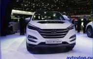 Hyundai: продолжатель рода ix35 готовит свой «выход»