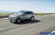Mercedes-Benz GLC: увеличивает пространств