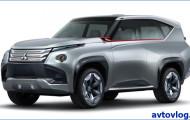 Mitsubishi Pajero: «Гибридный SUV?»