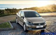 VW Polo Sedan в новой модернизации