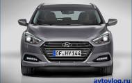 Hyundai i40 теперь и в России