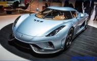 Koenigsegg Regera: «межгалактическая» стоимость