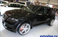 «Сверхделикатный» ABT Sportsline VW Touareg
