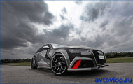 Schmidt Revolution Audi RS 6 Avant: вперед, к переменам!