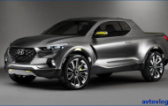 Hyundai Santa Cruz: корейский lifestyle