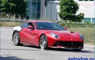 Обновленная Ferrari F12berlinetta: превзошла все ожидания