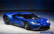 Ford GT: большие надежды