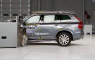 Краш-тест Volvo XC90