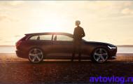 Volvo V90: не дождалась премьеры