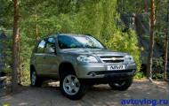 Chevrolet Niva обзавелась улучшенным двигателем
