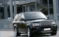 Land Rover: достойный конкурент