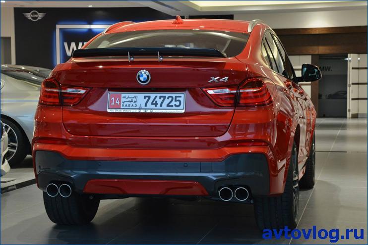 BMW-X4-M-Performance-1